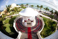 wedding ceremony, gazebo, beach wedding