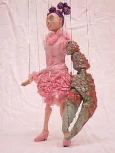 GB Designs Creepy Marionettes