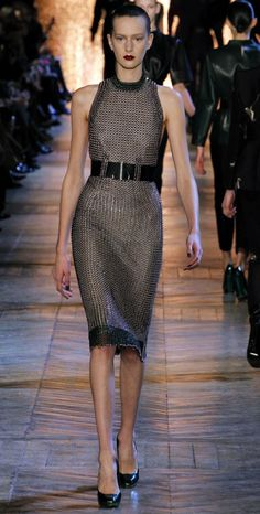 yves saint laurent Fall Winter 2012 2013 collection