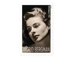 COLLECTORZPEDIA Legends of Hollywood - Ingrid Bergman