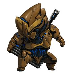 warframe-Rhino by jiayibingding on deviantART
