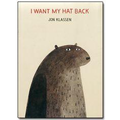 I Want My Hat Back by Jon Klassen « Book-A-Day Almanac