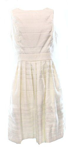 Vince Camuto Women's Textured Knit Sheath Dress White Ivory 14 Vince Camuto http://www.amazon.com/dp/B01BSR6VGK/ref=cm_sw_r_pi_dp_46.9wb1HAY6D9 4 eaach