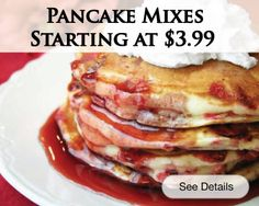 The Prepared Pantry | Gourmet Baking Mixes, Ingredients, Foods, and Recipes at The Prepared Pantry http://shareasale.com/r.cfm?b=627549&u=902724&m=54270&urllink=&afftrack= #Baking #desserts