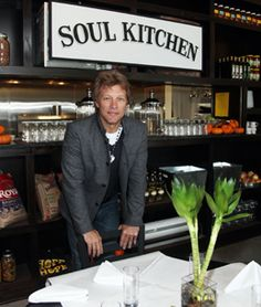 Eat at soul kitchen-pay what you can in NJ
