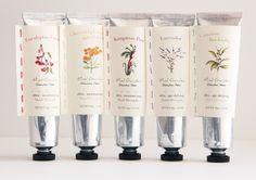 Mind Garden - Hand Cream   #packaging #handcream #cosmetics