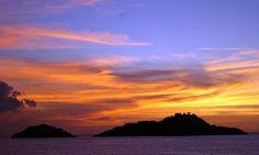 Beautiful Guadeloupe Sunset from Des Hôtels & Des Iles via Twitter - pic.twitter.com/UFdPW48jpr