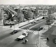 Groningerstraatweg Leeuwarden (jaartal: 1950 tot 1960) - Foto's SERC