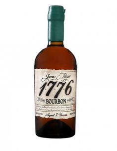 1776 Bourbon Whiskey 100 Proof, 50%