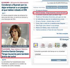 Concha García Campoy: Periodismo desintermediado
