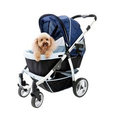 ibiyaya Double Dog Stroller for Large Dogs up to 77 Ibs, Aluminum Frame, with Suspension Dog Stroller, Baby Strollers, Baby Wrap Carrier, Medium Dogs, Large Dogs, Best Dogs, Dog Breeds, Your Pet, The Help