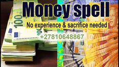 +27810648867,SPELL FOR MONEY AND LUCK IN SWAZILAND,LESOTHO,NAMIBIA,ZIMBA... Quick Cash, Quick Money, How To Make Money, Powerful Money Spells, Money Spells That Work, Spells For Beginners, Instant Money, Love Spell Caster, Spiritual Power