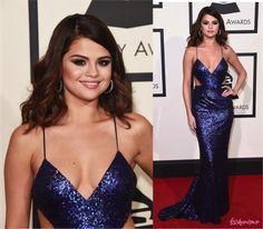 GRAMMY 2016: Selena Gomez - Fashionismo