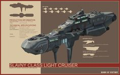 concept ships: Concept art and model renders for DAWN OF VICTORY mod.