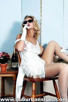 Brooke in pantiehose Image