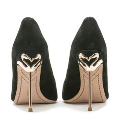 f131d4651a Coco Flamingo - All Products - Sophia Webster Rose Gold Heels