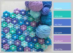 Paletas de color (XII) - Colour palettes