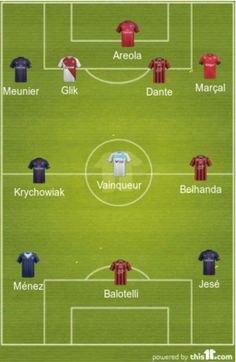 Girondins OM PSG  Mercato : ils sont dans léquipe-type des recrues de L1 #kora #كورة #koora