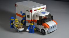 "Lego city Ambo's have been yuck ever since ""City"" has been out. This little beauty sheds light on a series that needs a new face."