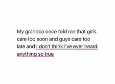 But he just doesnt care at all! True Quotes, Words Quotes, Wise Words, Sayings, He Doesnt Care Quotes, Favorite Quotes, Best Quotes, Cool Words, Quotes To Live By