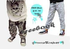 Freebook - Chill Buxe - Gr. 56 - 146 - Nähanleitungen bei Makerist