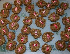 Peppermint Horse Treats Use Mini Muffin Pan Equal parts Wheat Flour &… Homemade Horse Treats, Homemade Dog, Horse Cookies, Paws And Claws, Peppermint Candy, Pet Treats, Cat Crafts, Horse Love, Diy Stuffed Animals