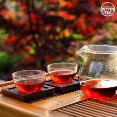 Tea, a hug in a cup.  #tea #chinesetea #puer #puerh #shou #plants #red #ruby #liquid #teacup #teaware #tealover #teardrop #teaaddict #healthy #relaxing #quench #wymmtea #普洱 #中国茶 #茶