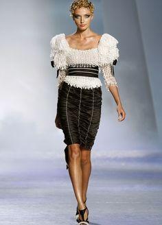 Zuhair Murad  Stagione Haute Couture Autunno Inverno 2009/2010, città Parigi