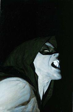 'The Spectre' por Phil Hale.