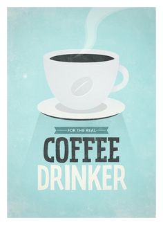 Art for Kitchen wall decor Coffee print A3 For The by NeueGraphic