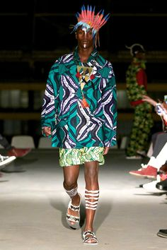 Chulaap by Chu Suwannapha - South Africa Menswear Week Spring Summer 2017 Primavera Verano - #Menswear #Trends #Tendencias #Moda Hombre - SDR Photo