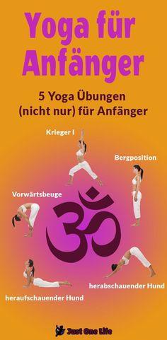 With these 5 yoga exercises for beginners the entry into yoga is easy. With these 5 yoga exercises for beginners the entry into yoga is easy. Of course, not only for yoga beginners are the yoga exercises. # Yoga beginners # yogafüranfänger Source by Yoga Kundalini, Ashtanga Yoga, Yoga Régénérateur, Mat Yoga, Yoga Moves, Yoga Exercises, Yoga Workouts, Fitness Workouts, Fitness Del Yoga