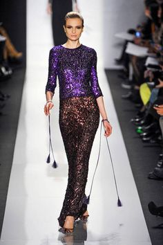 Ralph Rucci Fall 2013 Ready-to-Wear