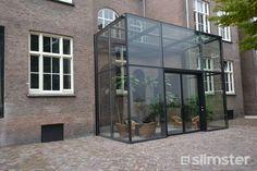 Stalen serre-uitbouw | Prijs per m2 en info | SerreAanbouw.nl