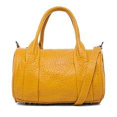 Street Level Studded Duffle Bag Yellow up to 70% off   Handbags   Little Black Bag
