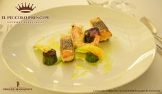 The 'Piccolo Principe' restaurant, Michelin Star in the 2009 guide, offers an exquisitely refined cuisine that is enriched and set off by a well-stocked wine list that can be appreciated either inside the elegant and exclusive restaurant room or outside on the bright sea veranda.