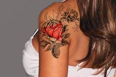 Product Information - Product Type: Tattoo Sheet Tattoo Sheet Size: 17cm(L)*11cm(W) Tattoo Application & Removal Instructions Floral Temporary Tattoo, Flower Tattoos, Tattoo Sleeves, Fake Tattoos, Wat