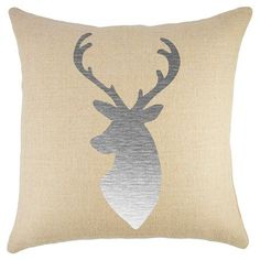 DEER PILLOWS | Deer Pillow