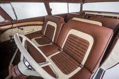 Mick Jenkins, Sports Wagon, Shooting Brake, Exterior Trim, Vintage Air, Ford Motor Company, Street Rods, Custom Cars, Concept Cars