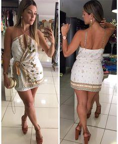Vestidos Farm, Farm Rio, Sewing Projects, Fashion Show, Poses, Summer Dresses, Pretty, Floral, Casual