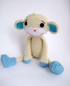 Małpka – wzór