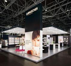 dan pearlman designed the 'Bauscher Trade Fair Stand' in Germany. http://en.51arch.com/2013/03/i050-bauscher-trade-fair-stand/
