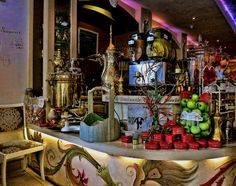 The Turkish Coffee Shop