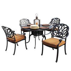 San Marino DiningFive Piece Set - by Veranda Classics Featured Set…