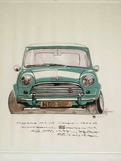 Mini Cooper S Mk 1 Learn How I make great money sharing cool photos…