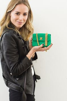 Anine Bing loves her Vintage Chanel mini Flap bag from Rice and Beans Vintage! @riceandbeansvintage www.RIceAndBeansVintage.com | |