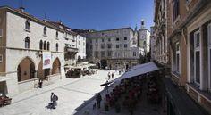 HOTEL|クロアチア・スプリトのホテル>16世紀築の宮殿を利用>パレス ジュディタ ヘリテージ ホテル(Palace Judita Heritage Hotel)