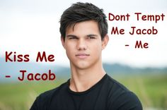 Taylor Lautner stole the heart of audience members with his portrayal of Jacob Black in the popular The Twilight Saga films. Taylor Lautner, Taylor Swift, Taylor Taylor, Twilight Jacob, Twilight Saga, Twilight Pics, Twilight Movie, Logan Lerman, Taylor Jacobs
