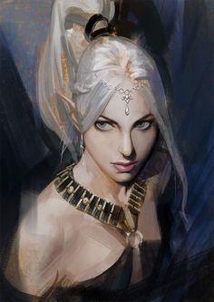 8d3ee6c835b425770751911aefc8b0fc--character-portraits-character-art.jpg (736×1041)