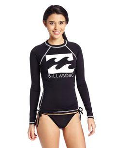 767e213890 Black Friday Billabong Women s Pacifica Long Sleeve Rash Guard